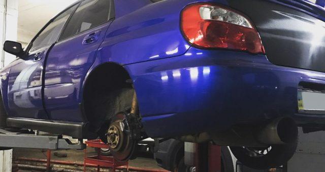 Багаторічний досвід ремонту Subaru