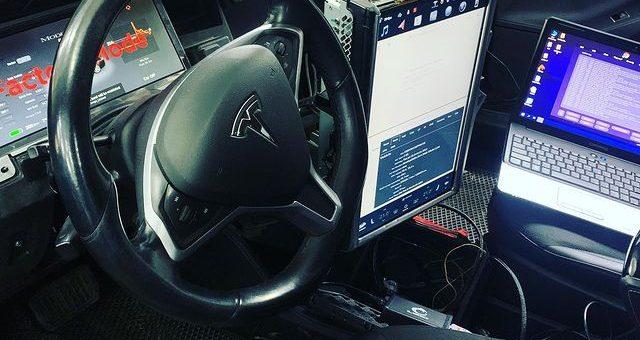 Вирішення проблем з оновленням Tesla Model S