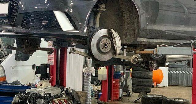 Ремонт ДВЗ Audi A6 3.0 Supercharged
